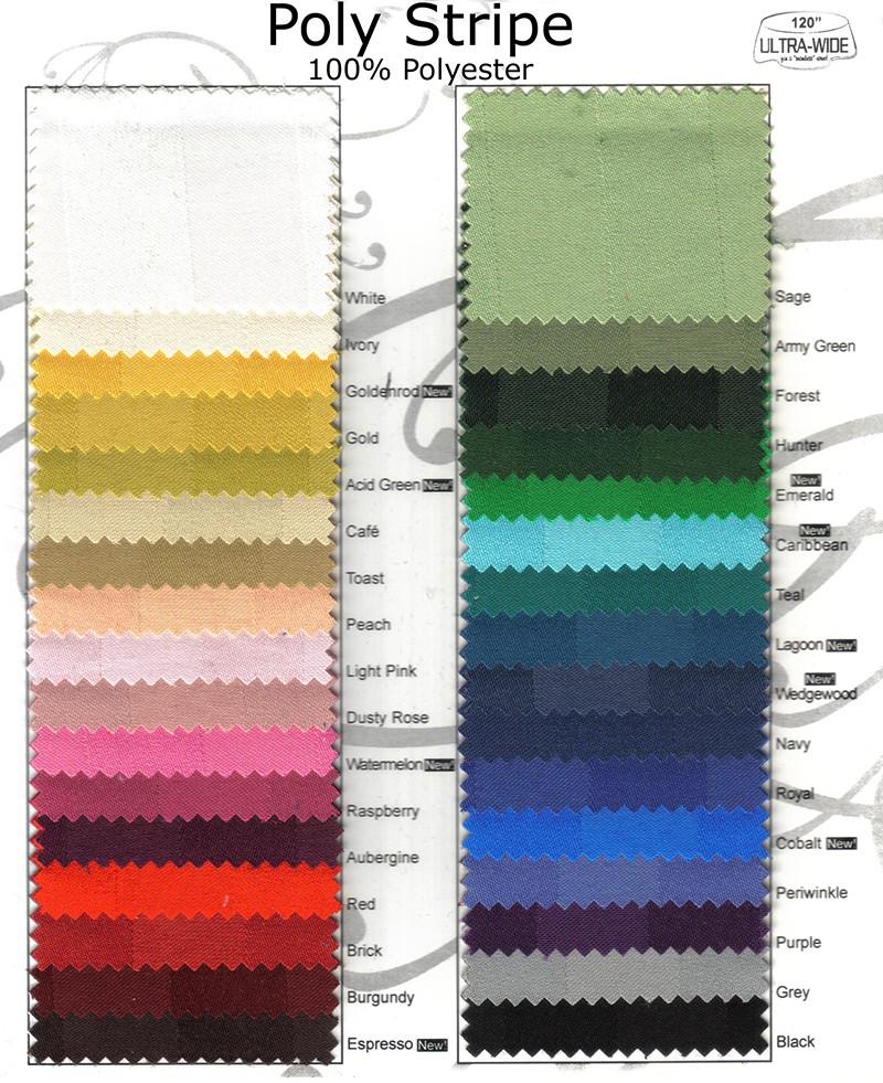 Black Poly Stripe Linen Runner Amp Napkin Epic Event Rentals