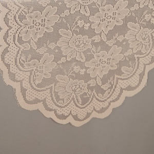 Blush Lace Table Runner