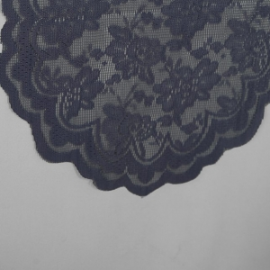 Pewter Lace Table Runner