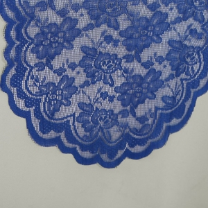 Royal Blue Lace Runner