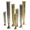 Gold & Silver Milan Vases