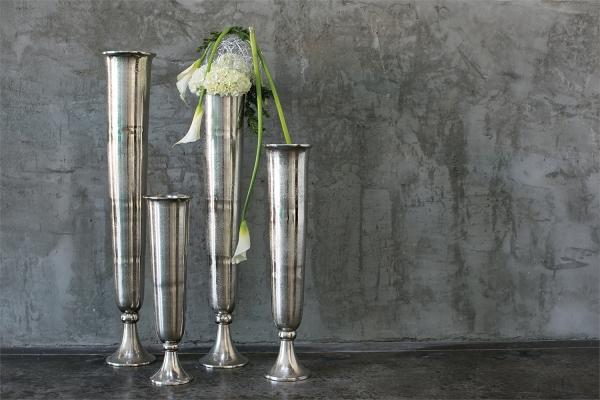 Silver Milan Vase