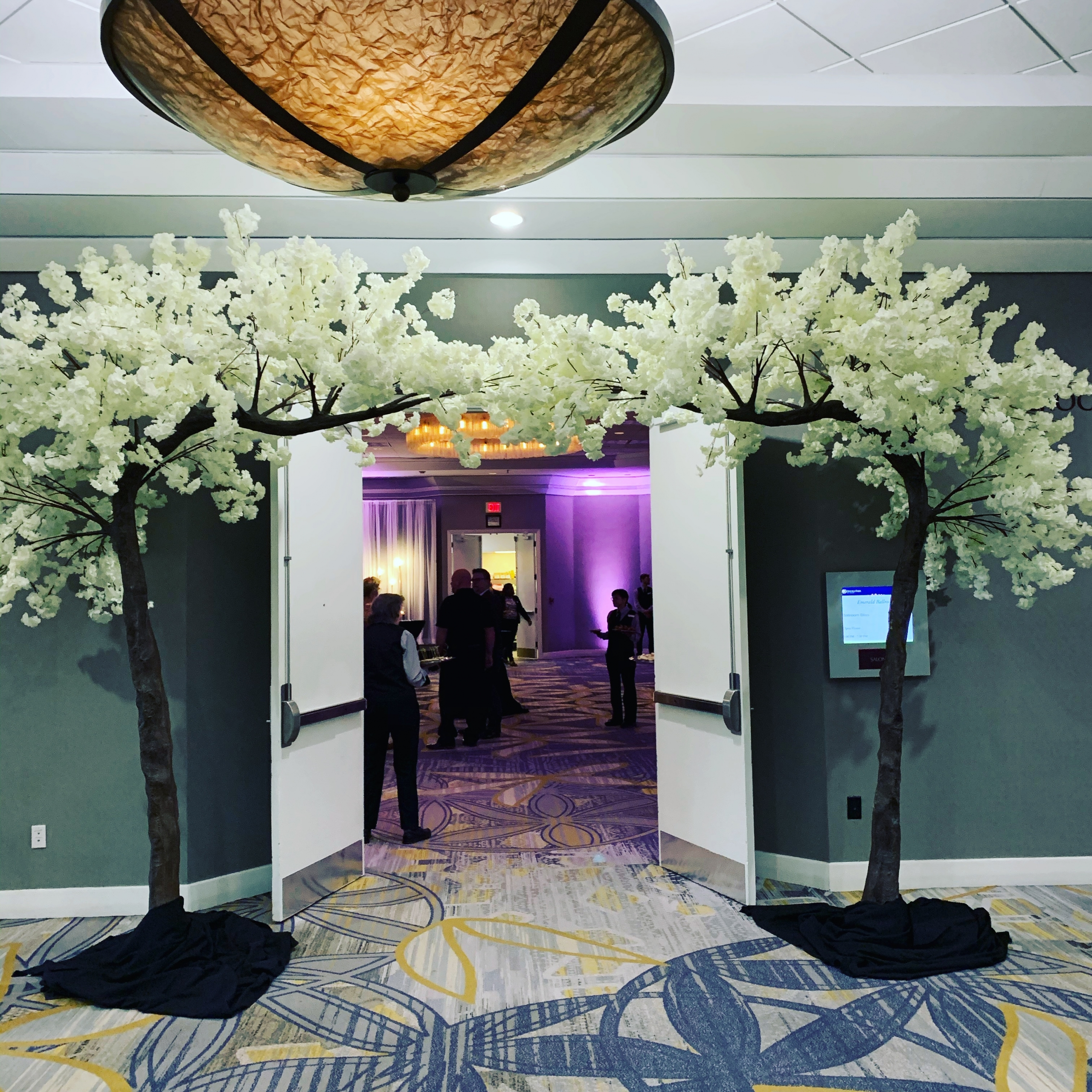 11ft Cherry Blossom Trees Epic Event Rentals